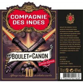 Compagnie des Indes Boulet...