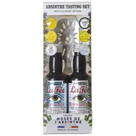 Absinthe La Fee Tasting +...