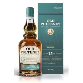 Old Pulteney 15 Y