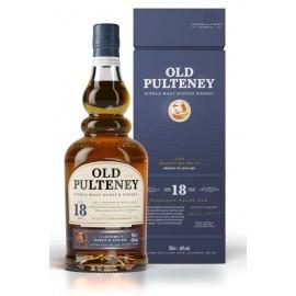 Old Pulteney 18 Y