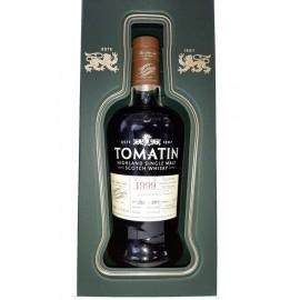 Tomatin 1999 Single Cask...