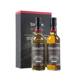 Tomatin Contrast 2 x 35 cl...